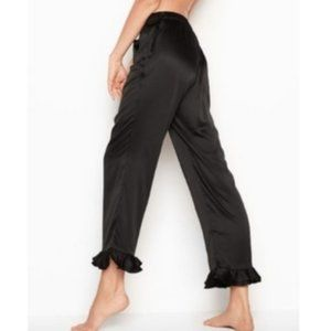 Victoria's Secret After Hours Satin Pajama Pants